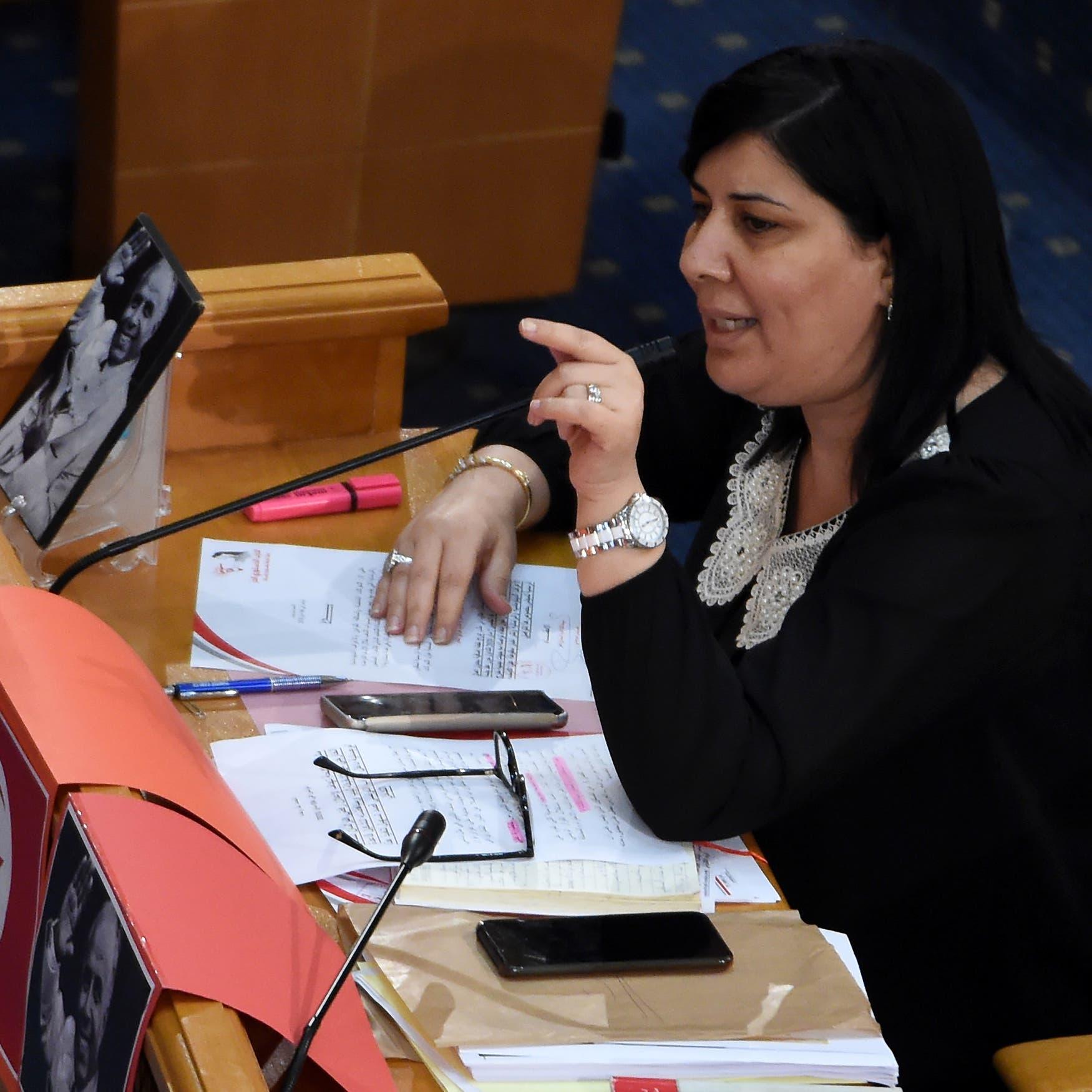 عبير موسي:  برلمان تونس يماطل بتصنيف الإخوان إرهابية