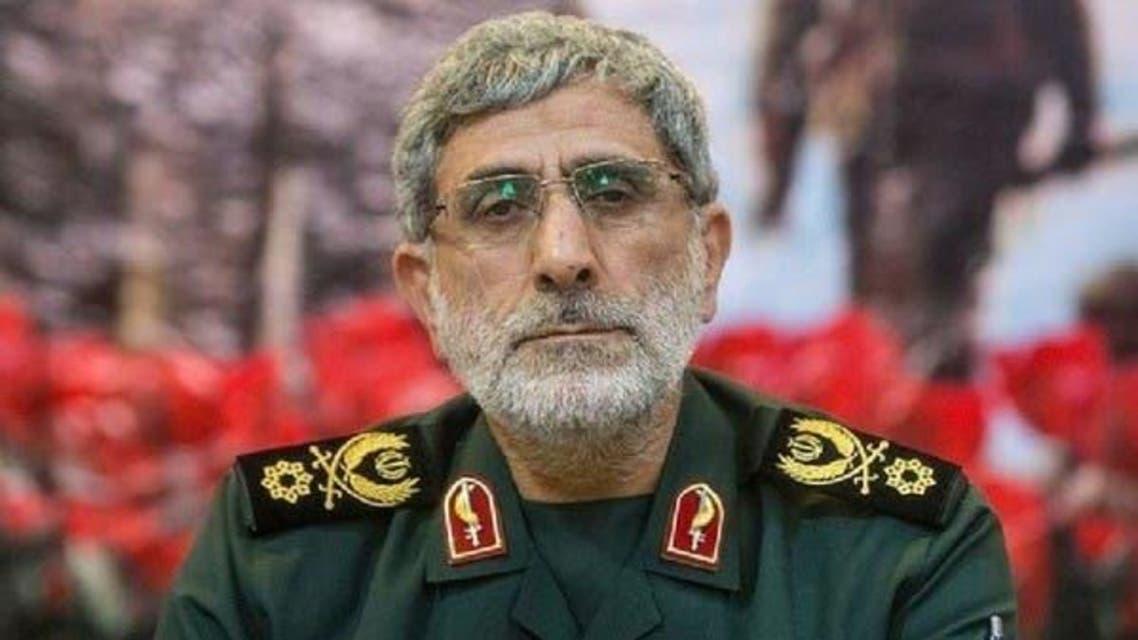 Iranian Quds Force Commander Ismael Qaani