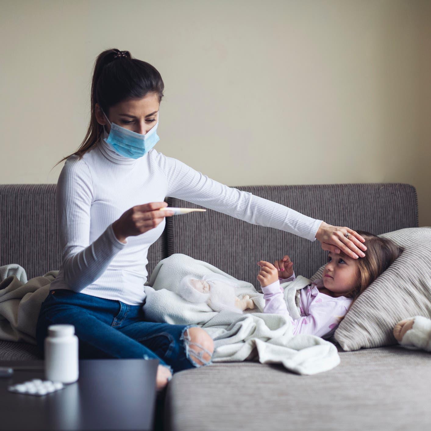 انتبهوا رجاء.. كورونا يتسلل عبر الأطفال بلا أعراض!