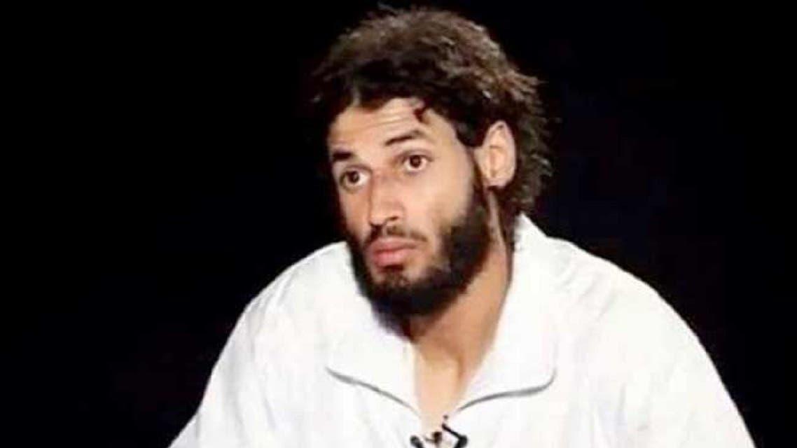 Libyan militant Abdelrahim Mohamed al-Mesmari. (Twitter)