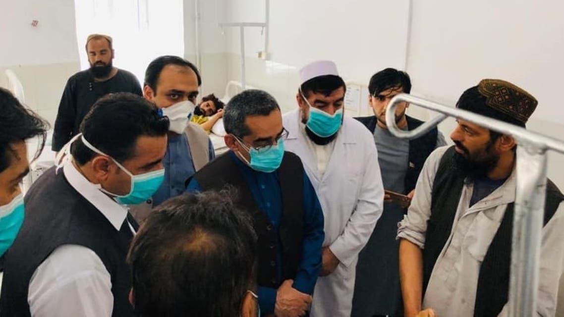 شمار بیماران کرونا در افغانستان به 30616 و قربانیان به 703 نفر رسید