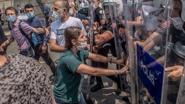 أنقرة تسعى لاعتقال سياسيين أكراد على خلفية شغب عام 2014