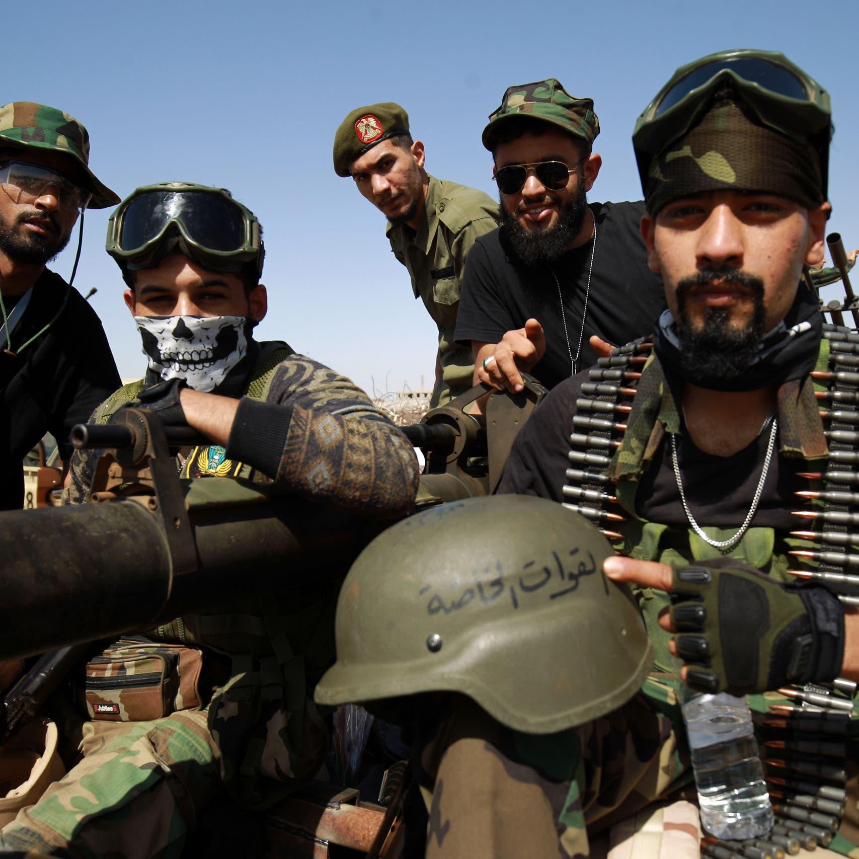 طيران الجيش الليبي يقصف مواقع للوفاق في صحراء الشويرف