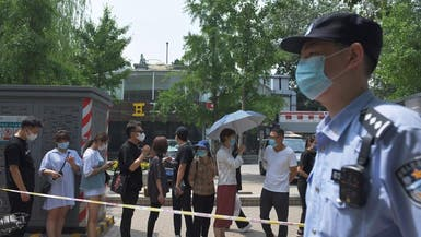 بكين تكثف فحوص كورونا وتغطي ثلث سكان المدينة