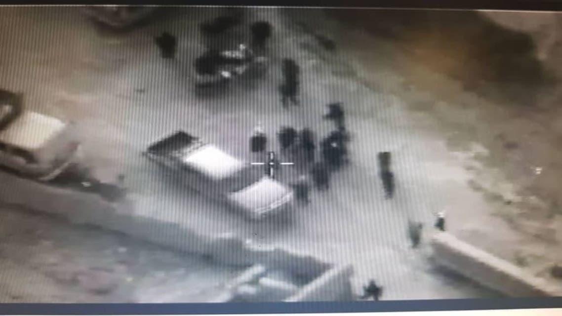تصویری؛ حمله هوایی به نشست سران طالبان در سرپل افغانستان