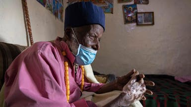 مسن في الـ114 من عمره يشفى من كورونا في إثيوبيا