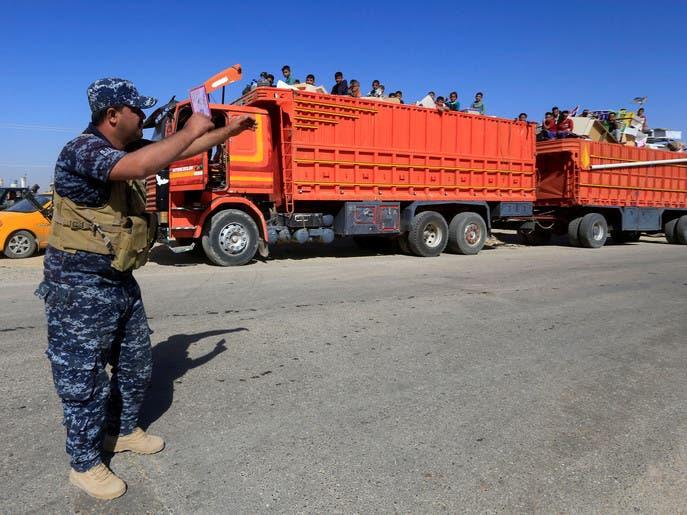 العراق.. مقتل إرهابيين في الحويجة بكركوك