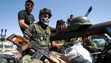 الجيش الليبي يتصدى لمحاولة الوفاق التقدم نحو سرت