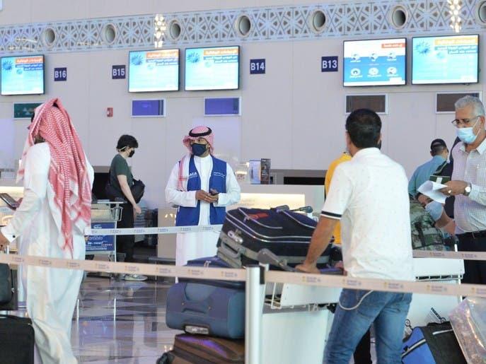 تعرف على إجراءات الوقاية من كورونا بمطارات السعودية