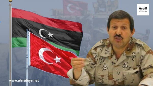 من هو فوزي بوكتف.. ذراع  تركيا الجديد في ليبيا؟