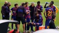 """برشلونة أمام مهمة صعبة لإنقاذ الموسم وإيقاف """"التساؤلات"""""""