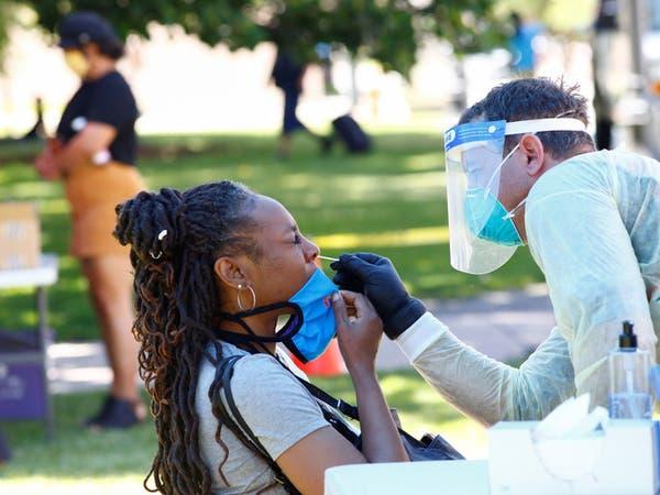 المراكز الأميركية لمكافحة الأوبئة: 2.545 مليون إصابة بكورونا