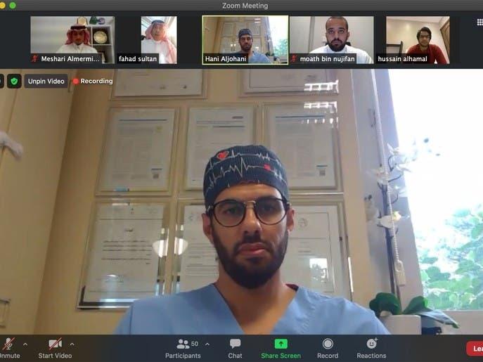 """""""سلام"""" يستضيف أطباء سعوديين مبتعثينلبحثالصورة الذهنية عن المملكة"""