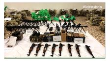 ایران سے یمن کو بھیجے گئے اسلحہ کے ساتھ فارسی زبان میں مواد:دستاویزی ثبوت