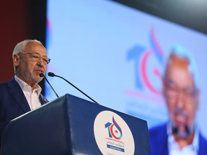 """الغنوشي يواصل تصدر قائمة """"أسوأ الشخصيات السياسية"""" في تونس"""