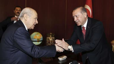زعيم المعارضة التركية: أردوغان خاضع لوصاية حليفه