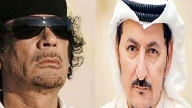 """نيابة الكويت تأمر بضبط الدويلة في""""تسجيلات القذافي"""""""