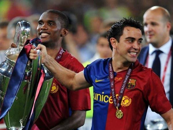 تشافي: آمل تدريب برشلونة.. وإعادته إلى الانتصارات
