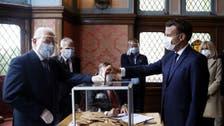 فرانسیسی صدر کو مقامی انتخابات میں شکست کا سامنا