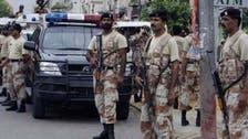 کراچی میں سٹاک ایکسچینج پر حملہ، 'چاروں حملہ آور ہلاک'