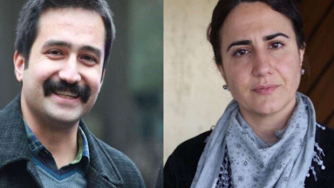 Lawyers Ebru Timtik and Aytaç Ünsal