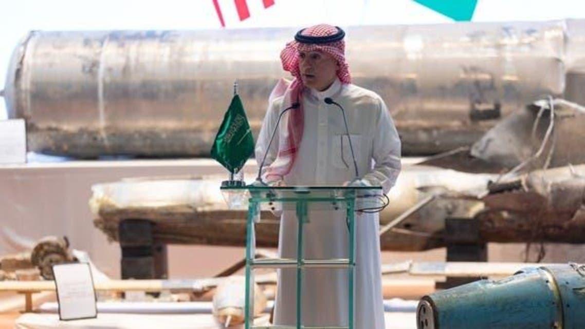 Adel al-Jubeir Saudi FM s
