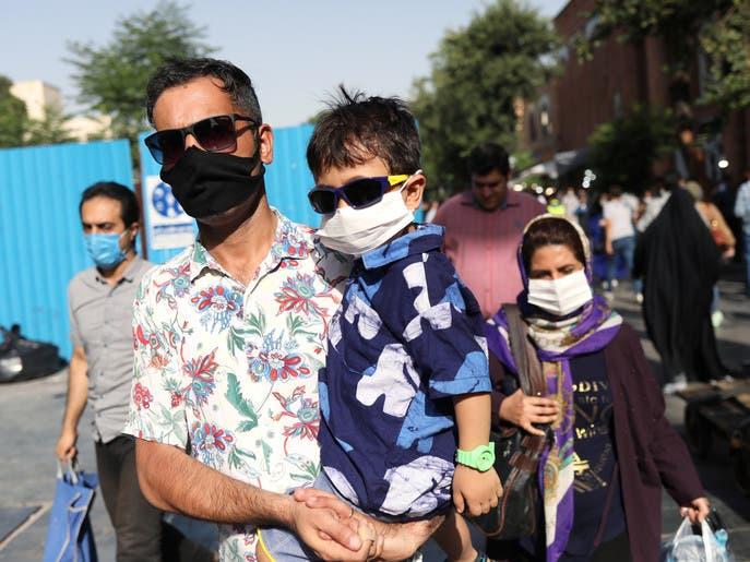 الصحة الإيرانية: 2674 إصابة جديدة بكورونا و197 وفاة