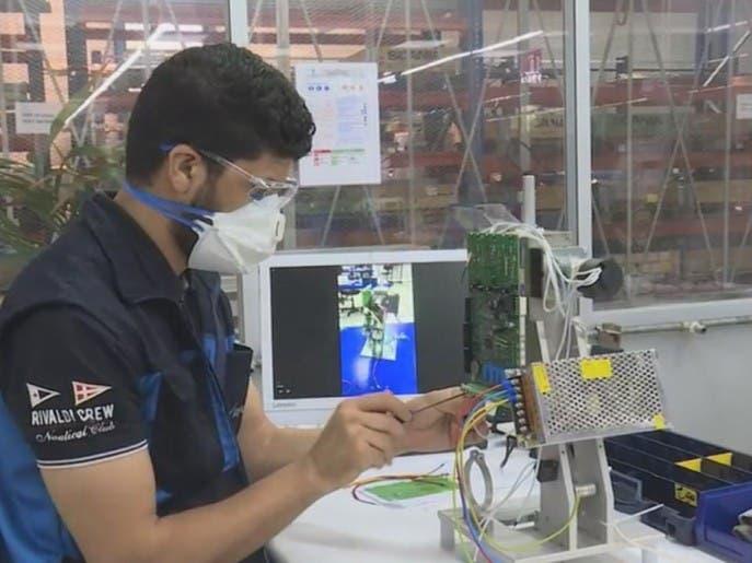 كورونا يدفع المغرب لصنع أجهزة تنفس صناعي لأول مرة