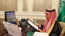 سعودی عرب شامی بحران کے صرف سیاسی حل میں یقین رکھتا ہے: وزیر خارجہ