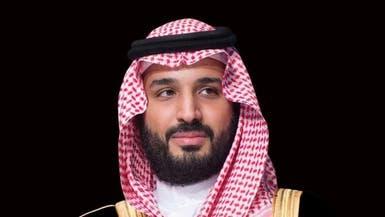 ولي العهد السعودي يبحث هاتفياً مع جونسون أوضاع المنطقة