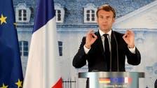 France's President Macron arrives in Baghdad on official visit