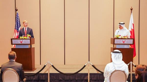 بيان أميركي بحريني: إيران تذكي التوتر عبر تسليح وكلائها والإرهابيين