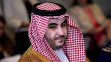 Saudi Vice Defense Minister discusses regional security with US envoy on Iran