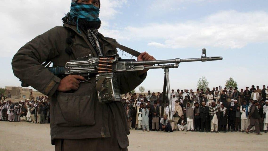 عنصر طالباني في ولاية غور