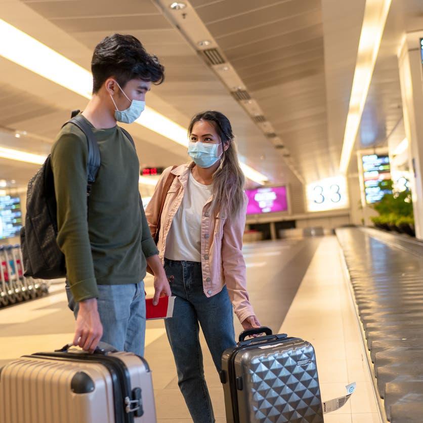 نصائح من منظمة الصحة لسفر آمن في زمن كورونا