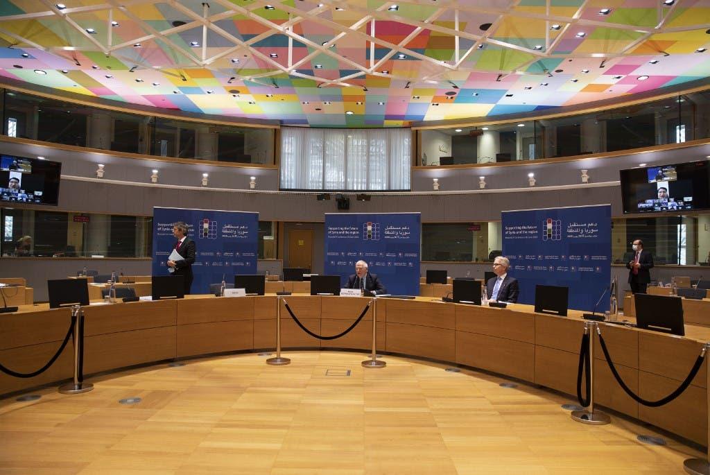 مؤتمر بروكسل جول سوريا - 30 يونيو 2020
