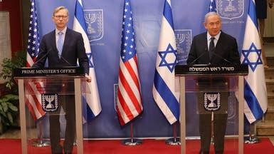 نتنياهو للأسد: علاقتك بإيران مخاطرة بمستقبل سوريا