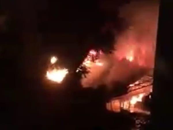 19 قتيلاً وعشرات الجرحى بانفجار ضرب مستشفى في إيران