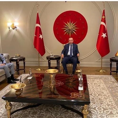 ودائع ليبيا في تركيا.. ولقاء غريب مع أردوغان في إسطنبول
