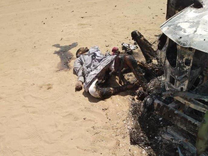 اليمن.. مقتل 8 عناصر تخريبية على صلة بالحوثيين