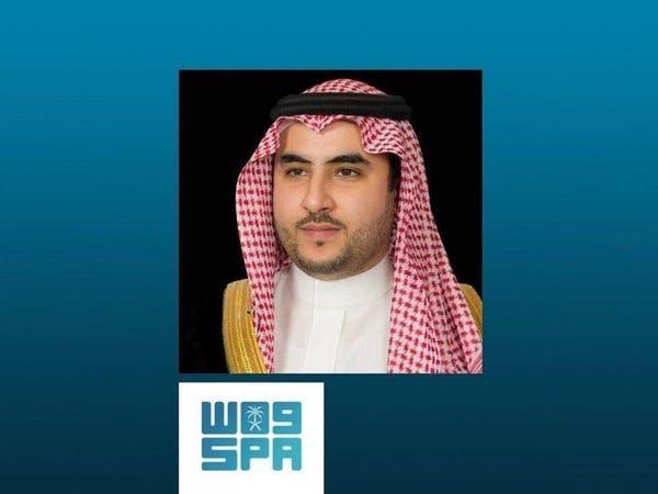 خالد بن سلمان يبحث مع هوك التصدي لأنشطة إيران
