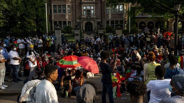 مقتل 166 على الأقل في تظاهرات عنيفة هزت إثيوبيا