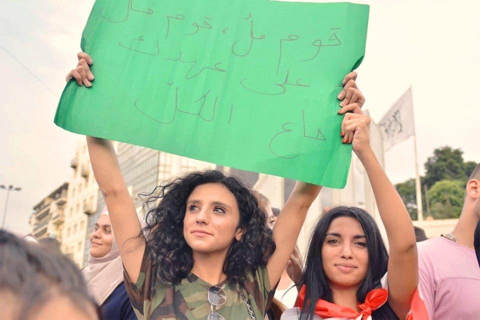 تظاهروا واحتجوا مشيرين إلى الرئيس في بعض اللافتات إلا أن الخوف من الجوع مستمر