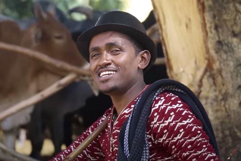 Hachalu Hundessa المغني الإثيوبي