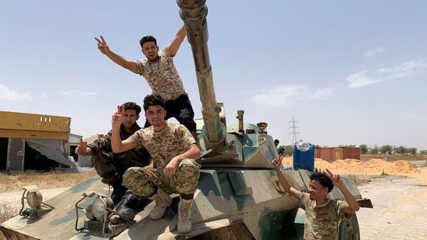 تزامنا مع الحوار الليبي بجنيف.. موكب ميليشيات تنتفض بطرابلس
