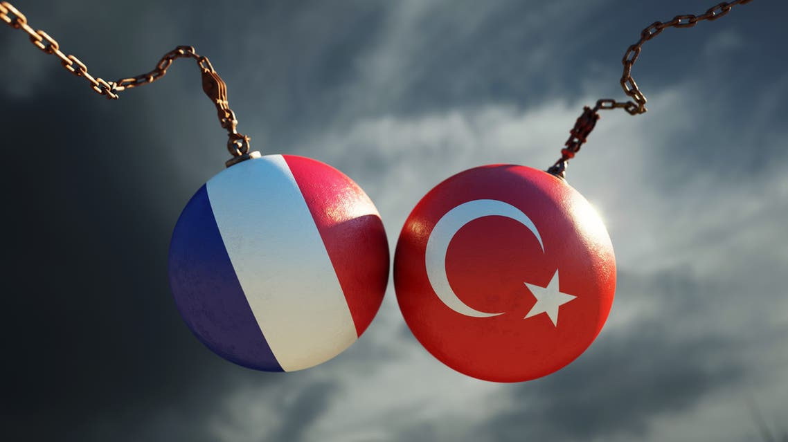 تركيا فرنسا
