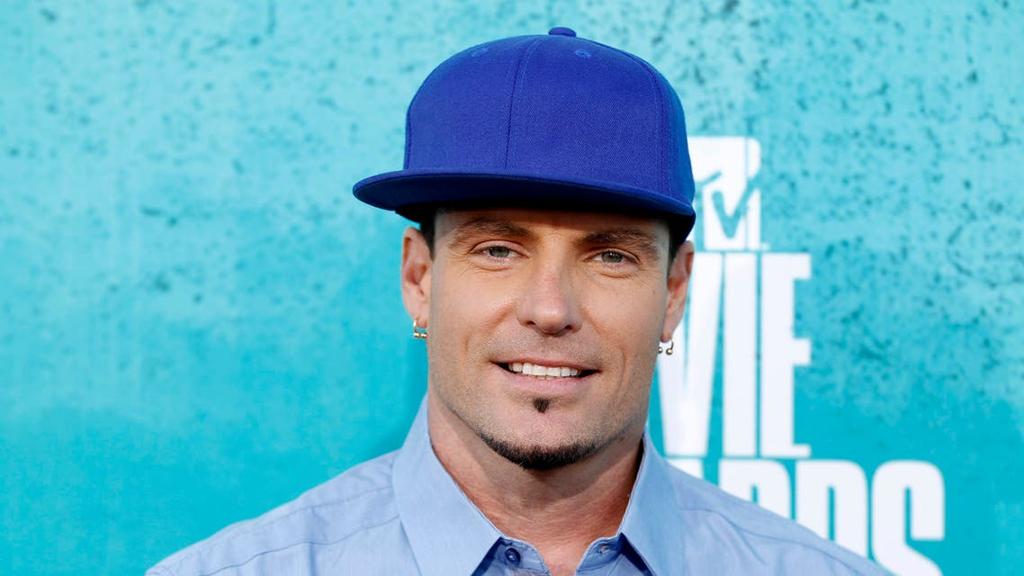 Singer Vanilla Ice arrives at the 2012 MTV Movie Awards in Los Angeles, June 3, 2012. (Reuters)