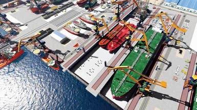 مشروع مجمع الملك سلمان البحري يوفر 80 ألف وظيفة