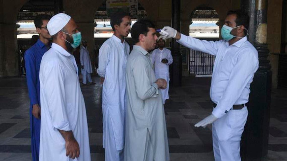 پاکستان کرونا وائرس