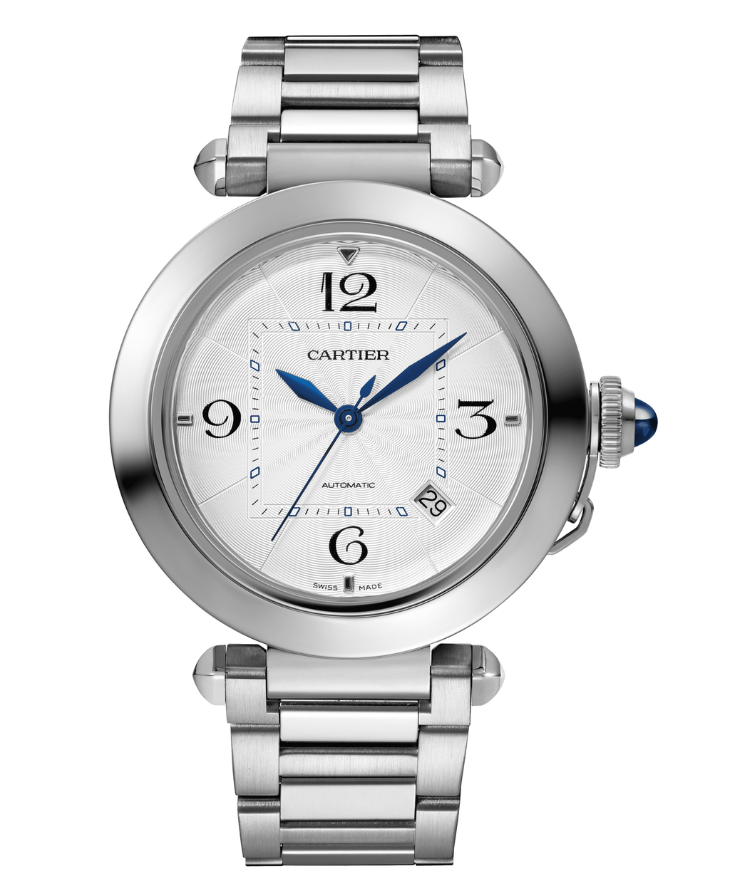ساعة باشا الجديدة